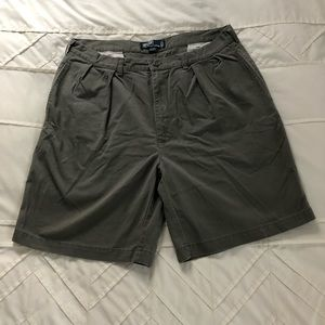 Polo by Ralph Lauren Gray Classic Chino Shorts